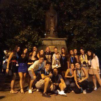 Foto Stati Uniti - New York - Pace University 2018 // Turno 3 Giorno 5 - Giocamondo Study-Newyork_turno3_giorno5_foto12-345x345