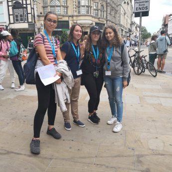 Foto Oxford 2018 // Turno 3 Giorno 3 - Giocamondo Study-UK-OXFORD-TURNO3-GIORNO11-FOTO32-345x345