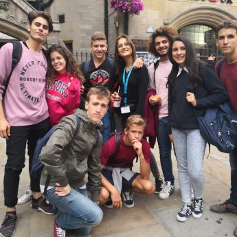 Foto Oxford 2018 // Turno 3 Giorno 11 - Giocamondo Study-UK-OXFORD-TURNO3-GIORNO11-FOTO37-345x345