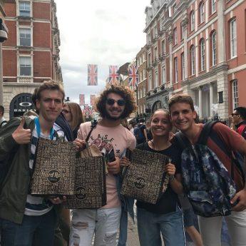 Foto Oxford 2018 // Turno 3 Giorno 13 - Giocamondo Study-UK-OXFORD-TURNO3-GIORNO13-FOTO1-345x345