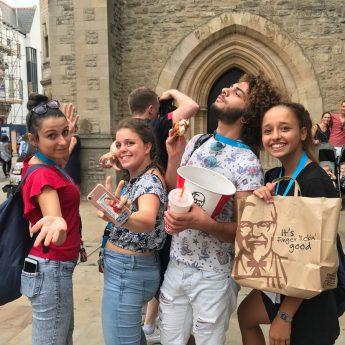 Foto Oxford 2018 // Turno 3 Giorno 5 - Giocamondo Study-UK-OXFORD-TURNO3-GIORNO5-FOTO24-345x345