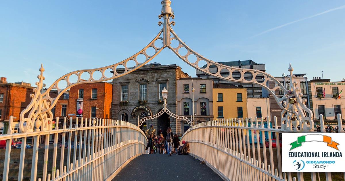 Educational Formativo per Insegnanti - Irlanda - Giocamondo Study-EDUCATIONAL-IRLANDA