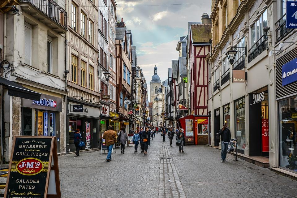 Corso di lingua all'estero in Francia - ROUEN - Giocamondo Study-corso-di-lingua-allestero-Rouen