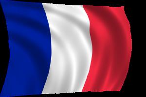 Corso di lingua all'estero in Francia - ROUEN - Giocamondo Study-french-flag-1332898_960_720-300x200