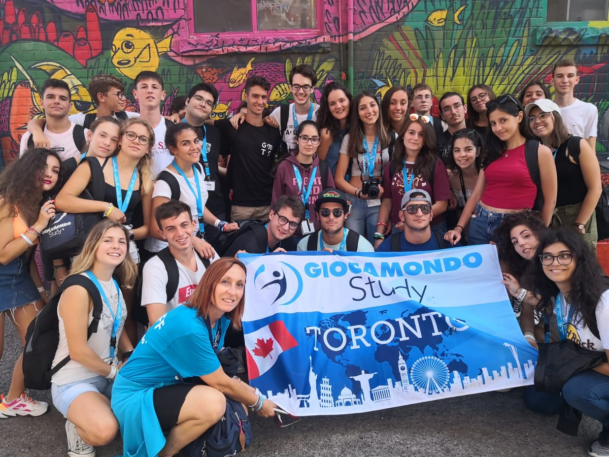 Come organizzare gruppi di studenti per vacanze studio all'estero - Giocamondo Study-TORONTO-YORK-UNIVERSITY-TURNO-2-GIORNO-11-9-