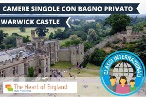 UK- LEAMINGTON SPA UN'ESPERIENZA TIPICAMENTE BRITISH -