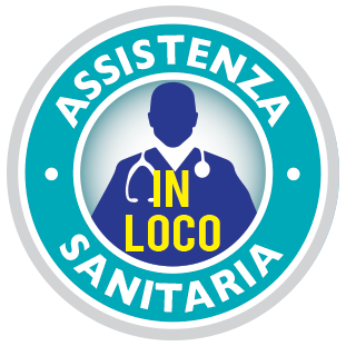 Assistenza sanitaria in loco