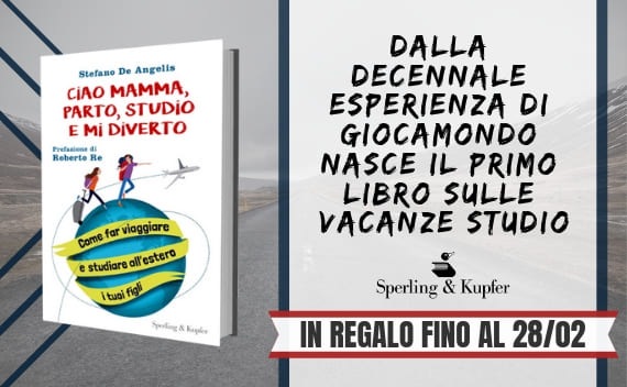 Vacanza Studio a Malta conforme Estate INPSieme | INTERNATIONAL EXPERIENCE IN COLLEGE-LIBRO
