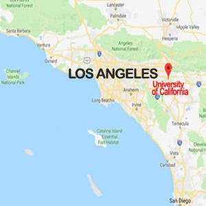 Vacanza Studio Los Angeles Stati Uniti conforme INPSIEME | UCLA, UNIVERSAL STUDIOS, DISNEYLAND-MAPPE