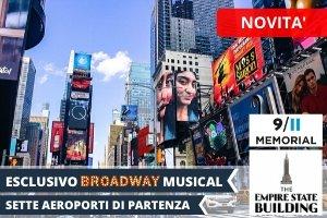Vacanze Studio all'estero conformi Estate INPSieme 2021-NEW-YORK-BROADWAY