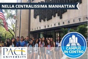 USA – NEW YORK PACE UNIVERSITY – CITY EXPLORER -