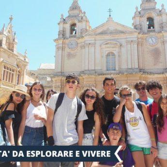 Vacanza Studio a Malta conforme Estate INPSieme | INTERNATIONAL EXPERIENCE IN COLLEGE-Vacanza-Studio-INPSieme-2020-Malta-7-1-345x345