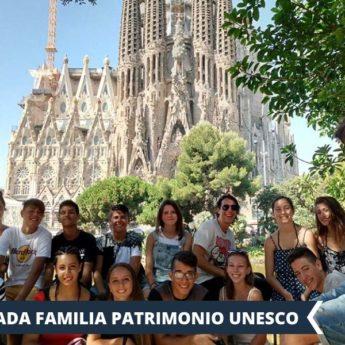 Vacanza Studio Barcellona Spagna conforme INPSieme | BARCA, PLAYA Y GAUDI'-Vacanza-Studio-INPSieme-2020-Spagna-3-1-345x345