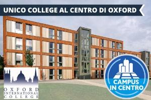 UK – OXFORD INTERNATIONAL COLLEGE + LONDRA + CAMBRIDGE -