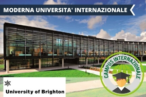 UK – BRIGHTON UNIVERSITY – INTERNATIONAL PROGRAM + LONDON TOUR -
