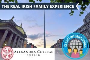 IRLANDA – DUBLINO VACANZA STUDIO IN FAMIGLIA -