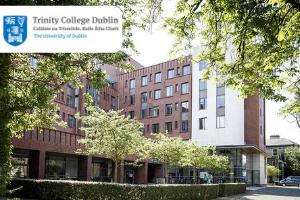 IRLANDA – DUBLINO TRINITY HALL TRINITY COLLEGE -