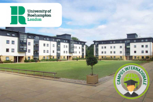 "UK – LONDON ROEHAMPTON UNIVERSITY ""THE CROWN"" -"