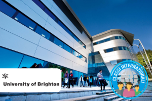 UK – UNIVERSITY OF BRIGHTON + LONDRA -