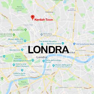 Vacanza Studio Londra Centro Inghilterra conforme INPSIEME | LONDON EXPERIENCE IN CENTRO-mappa-kentish-town-2