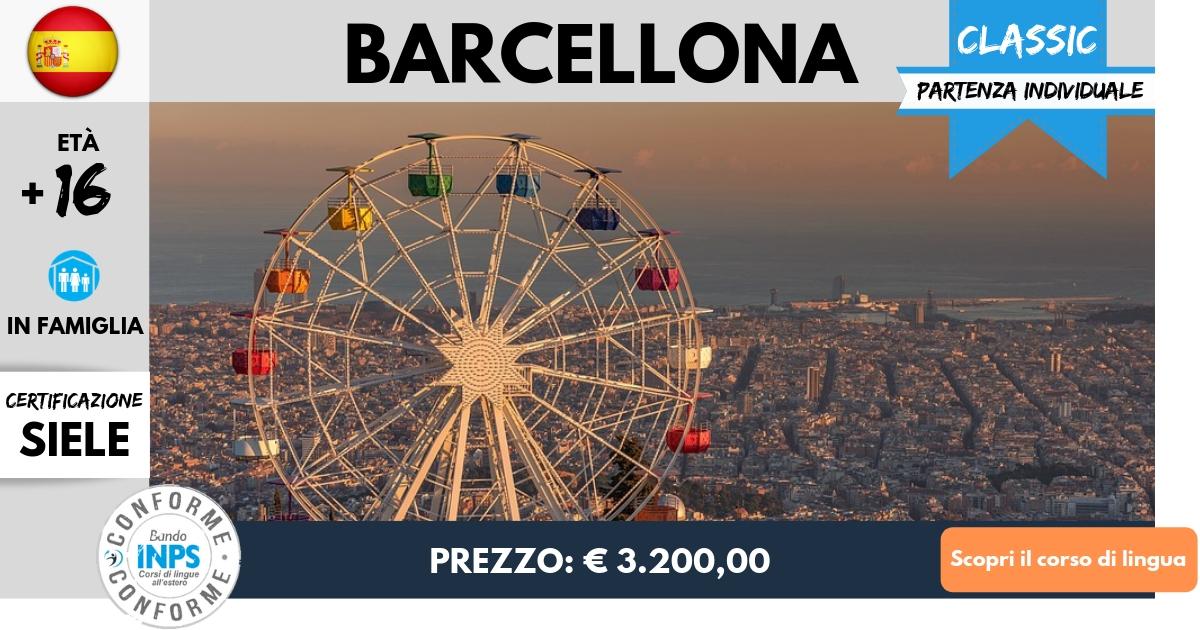 Corsi di lingua all'estero - Conformi INPS - Giocamondo Study-Corsi-di-lingua-Barcellona