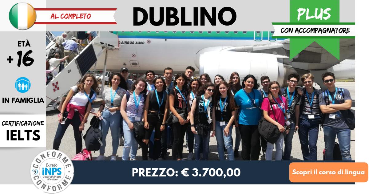 Corsi di lingua all'estero - Conformi INPS - Giocamondo Study-Corsi-di-lingua-Dublino-Plus-Chiusura