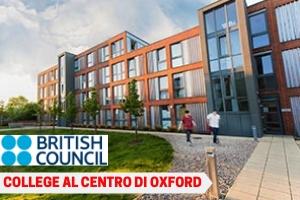 UK – OXFORD COLLEGE IN CENTRO -