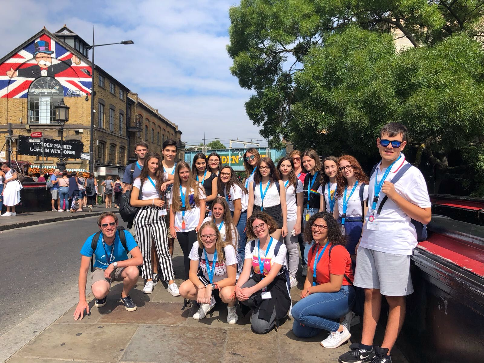 Corso di inglese all'estero IELTS   LONDRA PLUS   Giocamondo Study-londra-residenza-plus