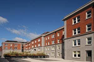 Vacanza Studio IRLANDA DUBLINO conforme INPSIEME   TRINITY HALL TRINITY COLLEGE-Accommodation-block-2