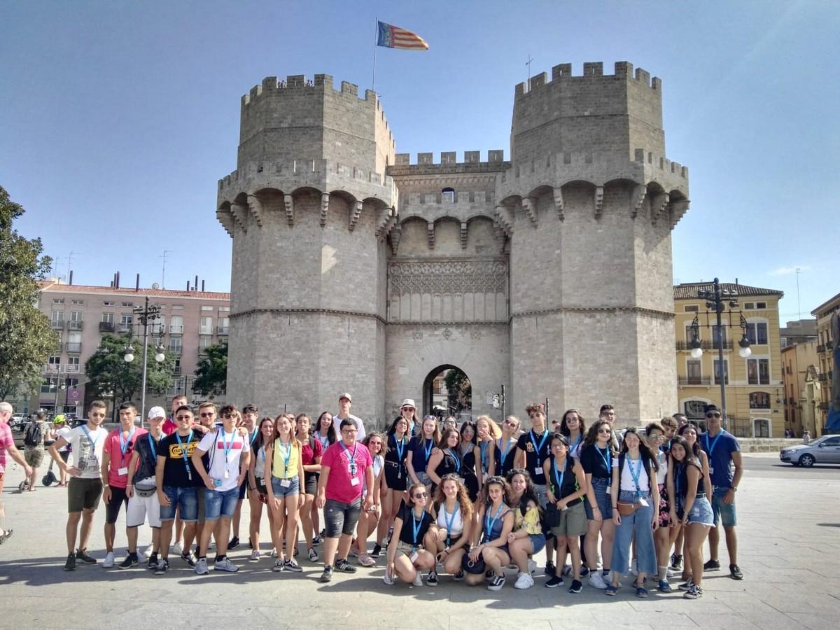 10 Luglio 2019 Archivi - Giocamondo Study-VALENCIA-GALILEO-GALILEI-TURNO-1-GIORNO-4-6