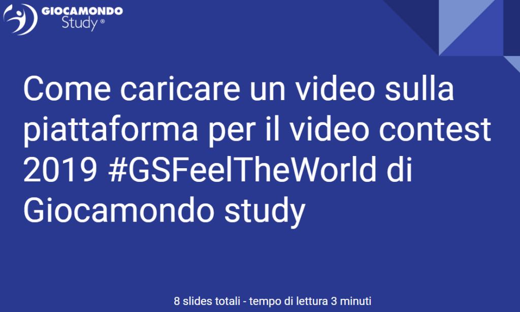 Video Contest #GSFeelTheWorldPer i partecipanti alle vacanze studio Giocamondo Study 2019 - Giocamondo Study-download-3-1024x614