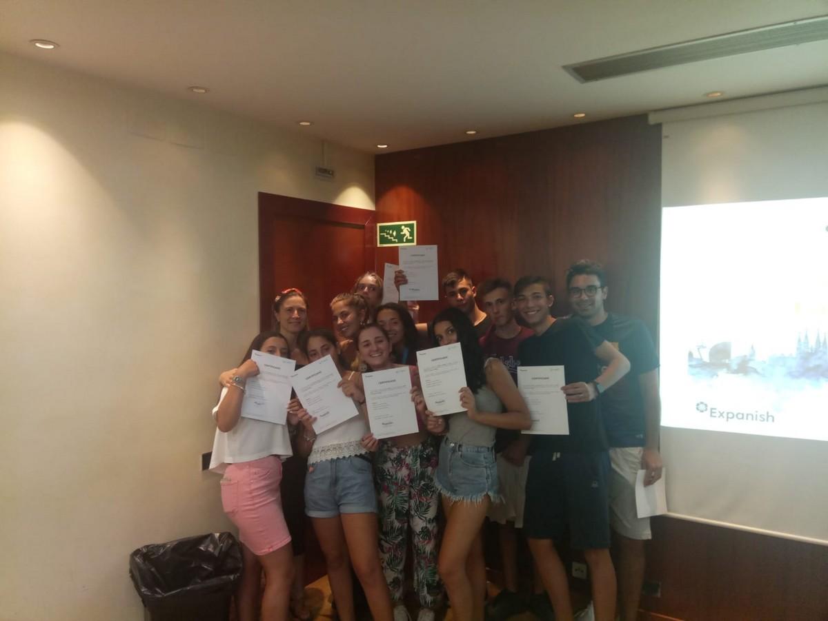 3 Agosto 2019 Archivi - Giocamondo Study-SPAGNA-RESIDENCIA-ROCA-TURNO-2-GIORNO-14-7
