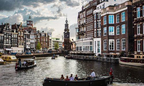 Paesi Bassi – Anno all'estero