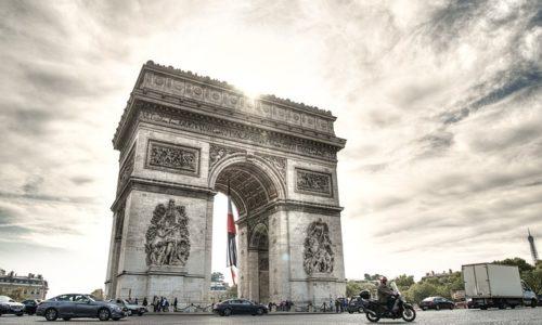 Francia – Anno all'estero