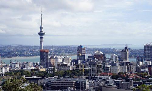 Nuova Zelanda – Anno all'estero
