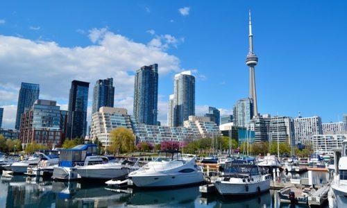 Canada – Anno all'estero