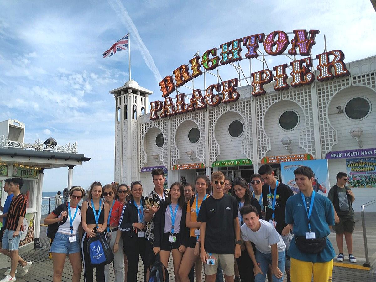 Corso di inglese all'estero IELTS | INGHILTERRA | Giocamondo Study-brighton