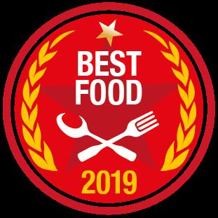 Il cibo dell'Edinburgh college è stato valutato tra i migliori del 2019 dai nostri ragazzi