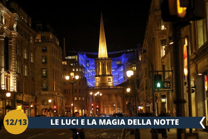 NEW! – OXFORD BY NIGHT, la notte rende tutto più bello e magico. Le luci e l'atmosfera notturna vi faranno scoprire nuove prospettive e nuovi scorci