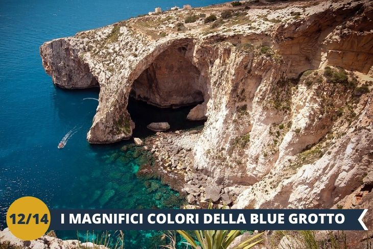 Wield Iz Zurrieq situato nella zona meridionale di Malta è uno dei paesi più antichi dell'isola, la parola Zurrieq deriva dal maltese Żoroq (ciano) e si riferisce probabilmente al colore delle acque di Blue Grotto (Escursione di mezza giornata)