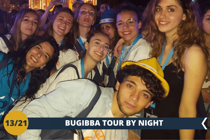 MALTA BY NIGHT BUGIBBA TOUR