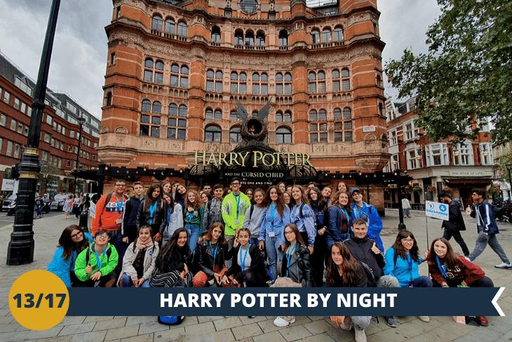 LONDON BY NIGHT: una serata nel fulcro della vita londinese, Leicester Square!