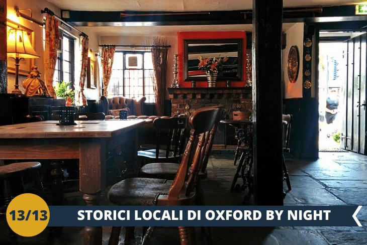 NEW! – OXFORD BY NIGHT. Vedrete la città sotto un altro punto di vista, con i suoi locali, pub e la sua frenetica vita notturna
