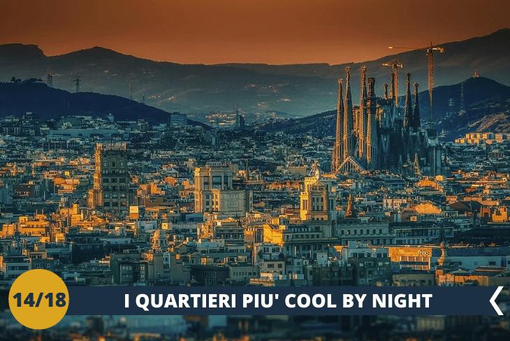 BARCELLONA BY NIGHT: Un affascinante tour notturno tra i quartieri più cool della città