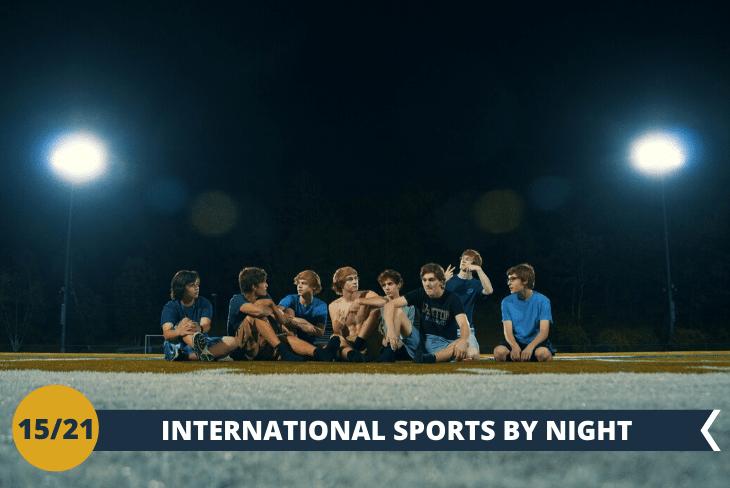 MALTA BY NIGHT Sarete i protagonisti di una vera e propria mini olimpiade, con tanti sport, insieme a tanti amici internazionali. in un vero campo da calcio