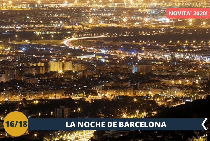 NEW! BARCELLONA BY NIGHT: Quartiere Garcia - La noche de Barcelona!