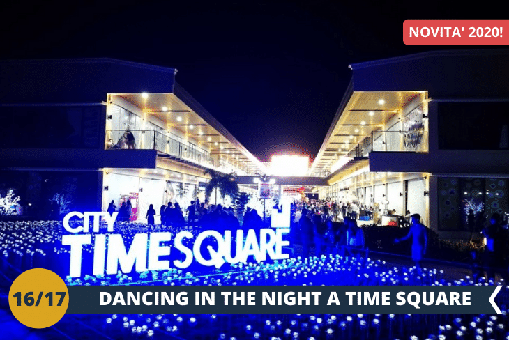NEW! CEBU BY NIGHT: torneremo alla CITY TIME SQUARE per un'indimenticabile serata di ZUMBA