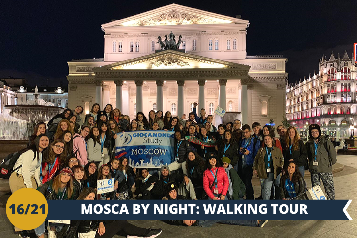 MOSCA BY NIGHT, un walking tour in notturna!