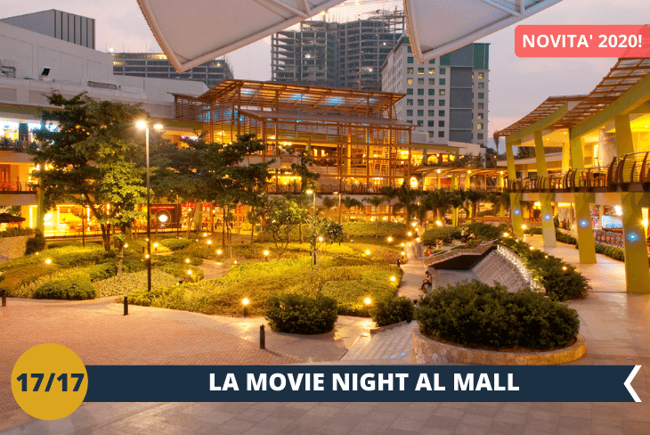 NEW! CEBU BY NIGHT: Movie night at Ayala Mall