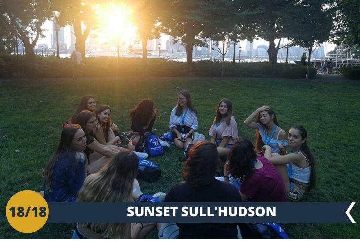 NEW YORK BY NIGHT: sunset & walking tour attraverso TRIBECA, WORLD TRADE CENTER e BATTERY PARK